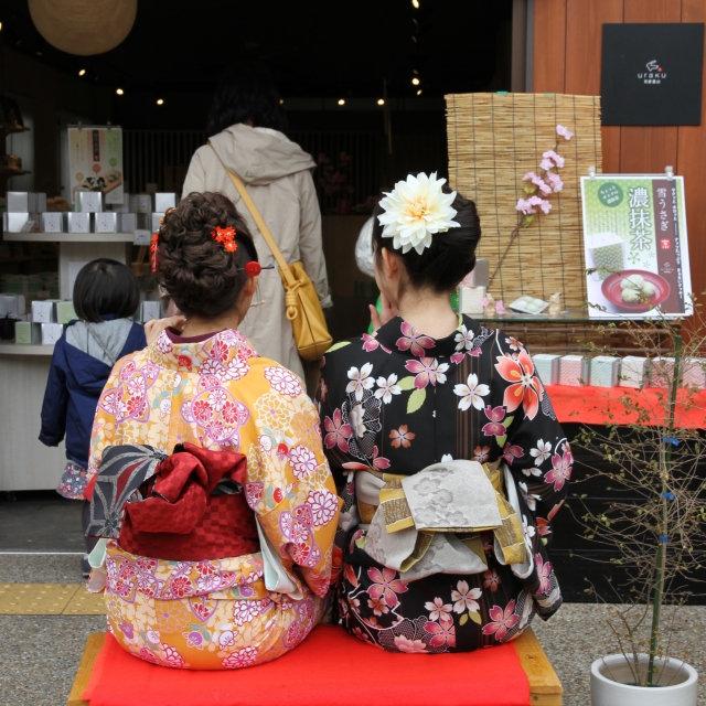 富山市で着付けをするなら!大切な成人式・七五三のヘアセットも綺麗に