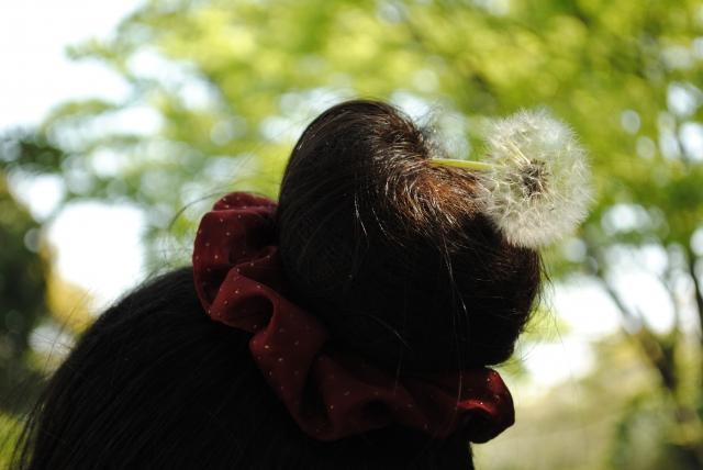 浴衣や着物に似合う!綺麗に見えるヘアスタイル